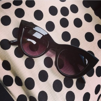 My favorite sunnies EVER! They're from Asos