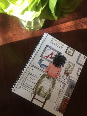 Mae B. Notebook