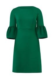 Eloqui Emerald Bell Sleeve